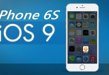nuevo iphone 6s ios9 apple