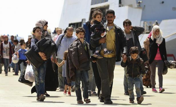 Mexico recibirá Refugiados Sirios