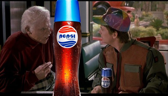 back to the future 2 pepsi perfect