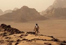the martian misión rescate Marte reseña análisis
