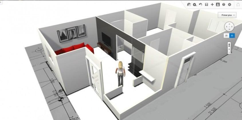 programas para dise o de interiores home by me neostuff. Black Bedroom Furniture Sets. Home Design Ideas