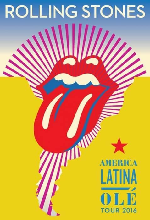 The Rolling Stones - OLÉ Tour