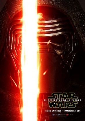 Adam Driver - Kylo Ren Star Wars The Force Awakens