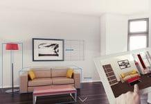 Programa para diseño de interiores Home by me