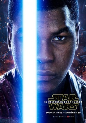 John Boyega - Finn Star Wars The Force Awakens