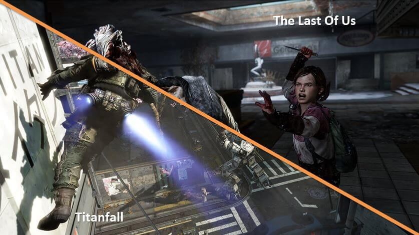 The last of us vs Titanfall