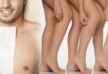 depilación en hombres y mujeres buena o mala