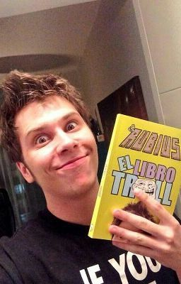 guía del troll libro de rubius