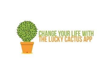 lucky Cactus una app para tener buena suerte