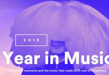Spotify 2015