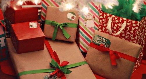 intercambio navideño y regalos