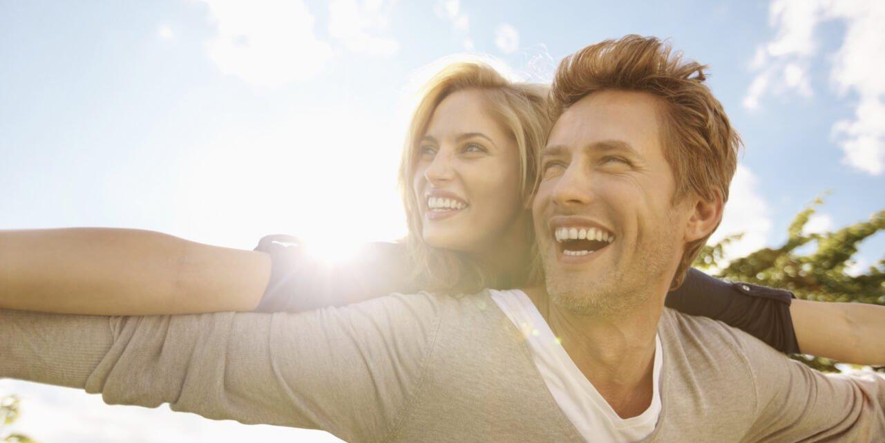Tener una relación saludable