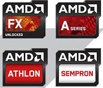 procesadores AMD laptops