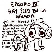 resumen star wars episodio  4