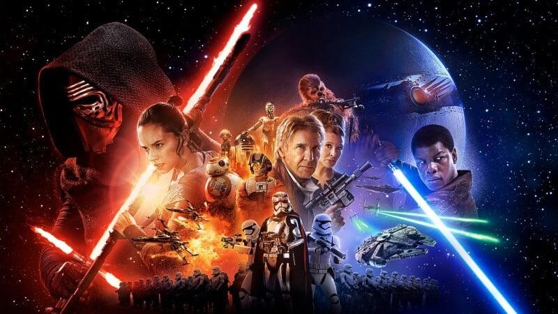 Star Wars el despertar de la fuerza reseña sin spoilers