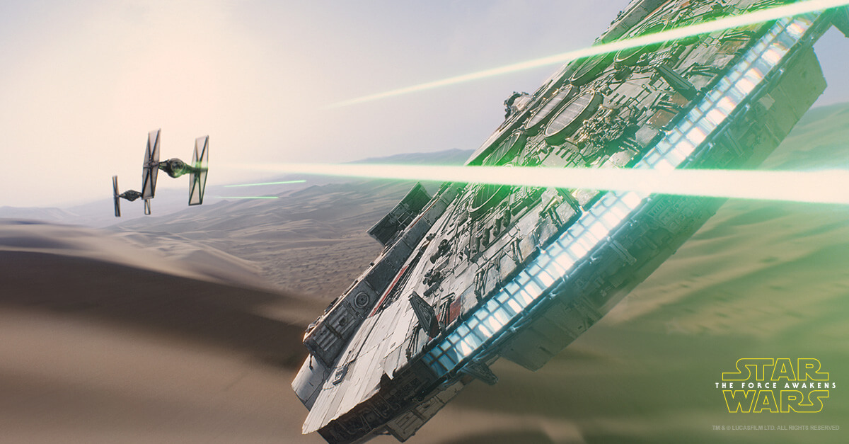 Teorías sobre Star Wars The force awakens