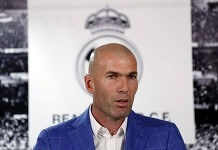 Zidane DT Real Madrid