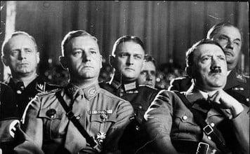 Adolf Hitler fanático del cine