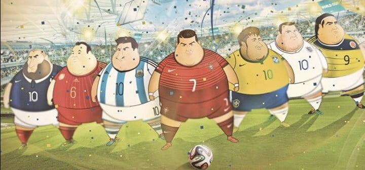 liga de futbol para obesos