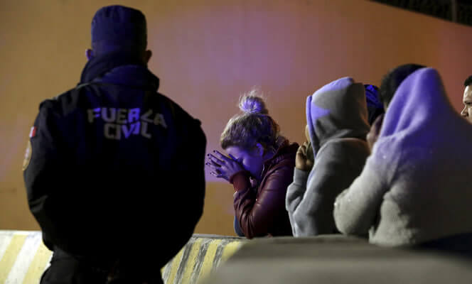 motín en el penal de topo chico Monterrey