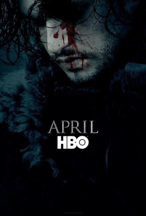 Poster Oficial de HBO