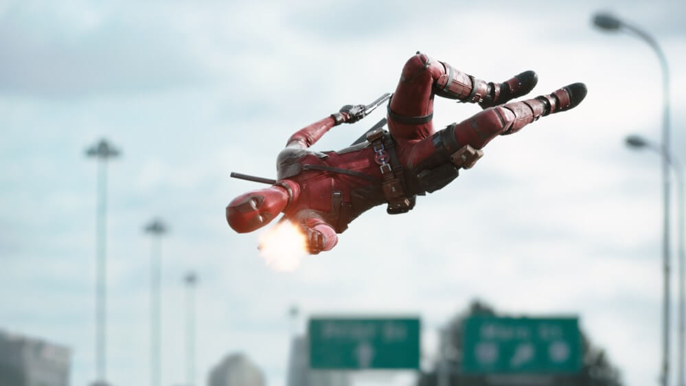 Reseña de Deadpool