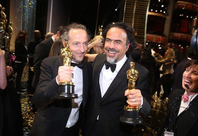 Emmanuel Lubezki y Alejandro G. Iñárritu