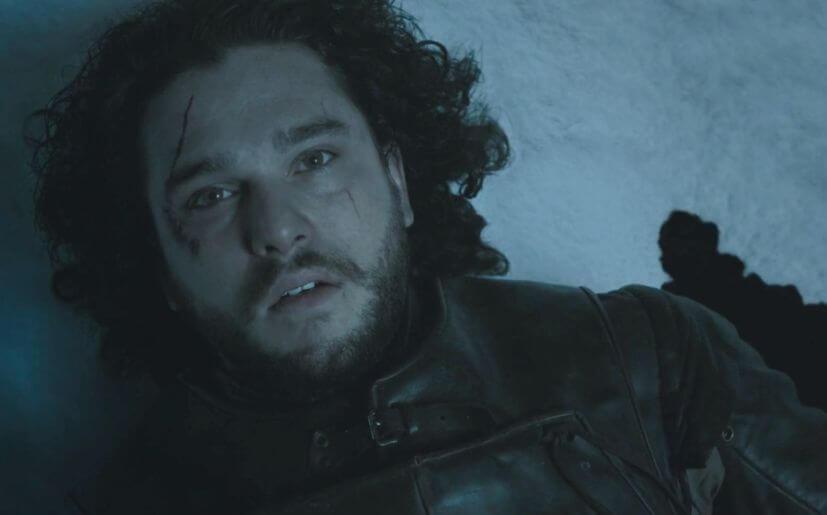 ¿Jon Snow esta muerto?