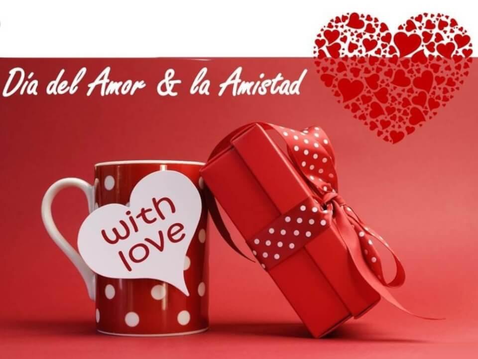 regalos en el día del amor y la amistad 14 febrero
