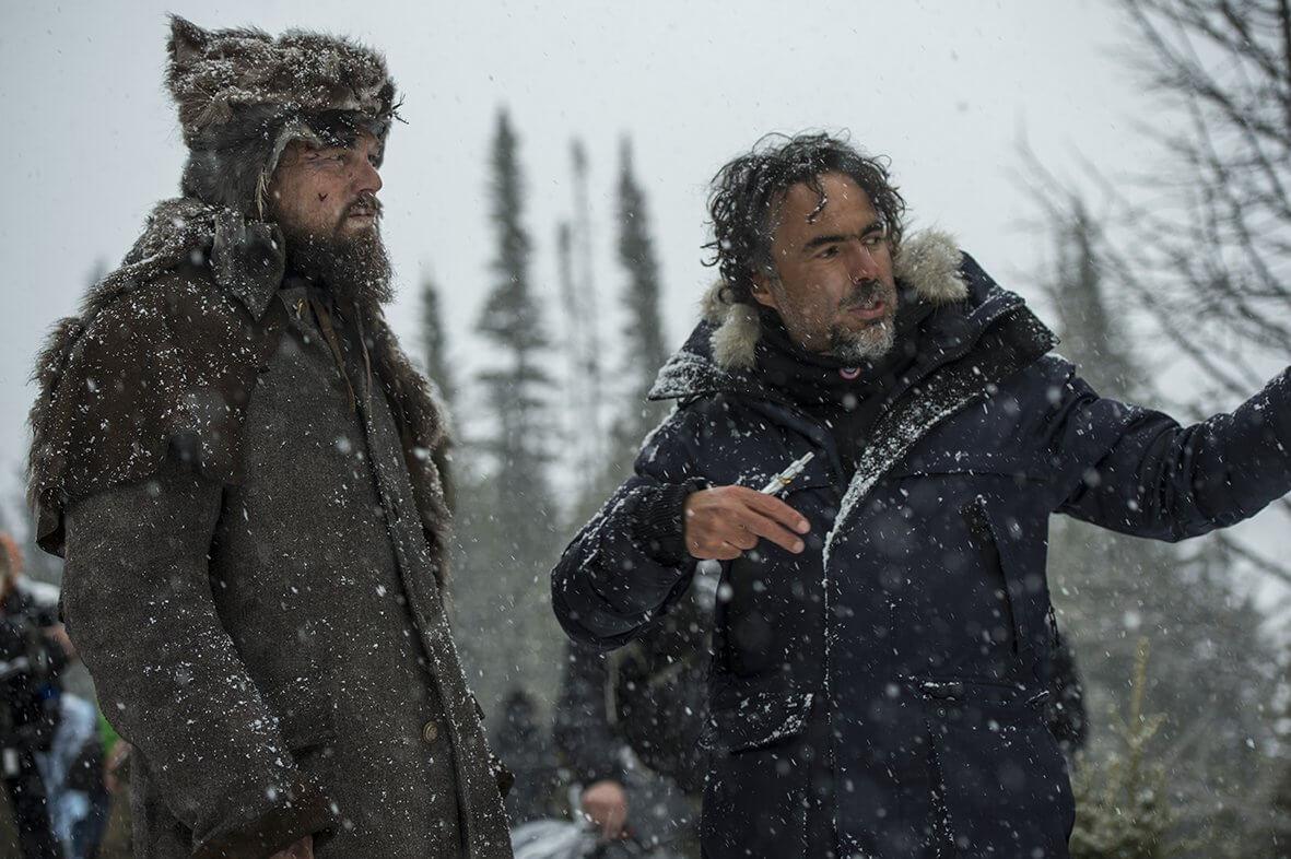 DiCaprio yAlejandro González Iñárritu