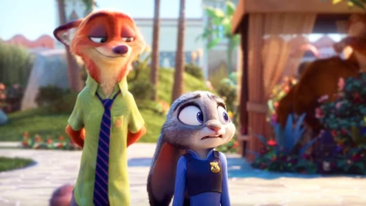 reseña zootopia película animada