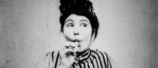 Alice-Guy-BlachéProtagonista habitual de sus filmes