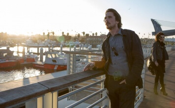 Christina Bale Knight of Cups de Terrence Malick