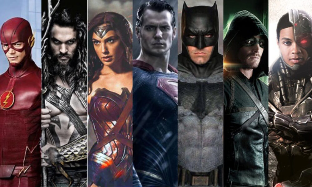 batman v superman universo cinematrográfico DC