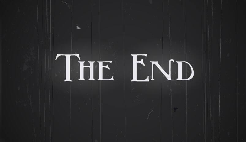 el final del cine