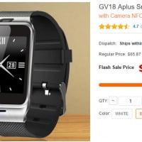 smartwatch reloj gearbest