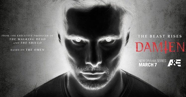 Damien: la serie sobre el Anticristo | Reseña 1x01