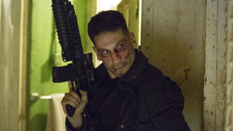 "Frank Castle ""The Punisher"" (Jon Bernthal)"