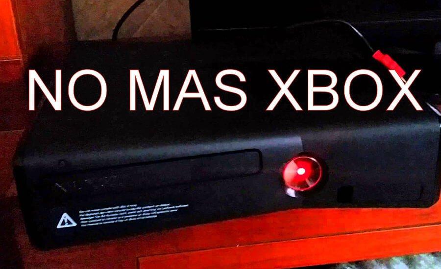el final del xbox 360