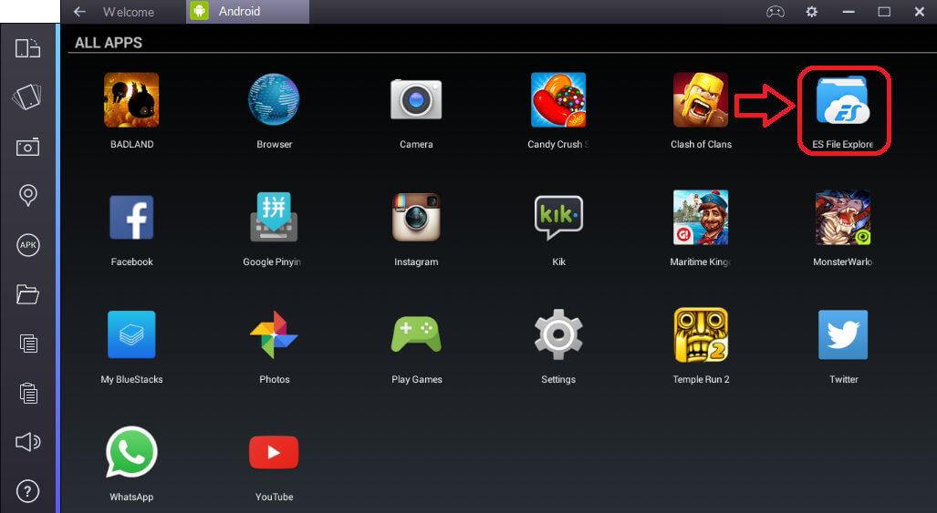 instalar Android con bluestacks en windows