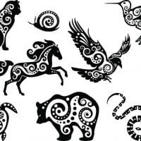 tatuajes de catalogo