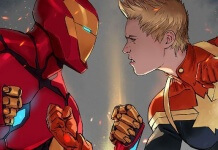 Civil war 2, en los comics