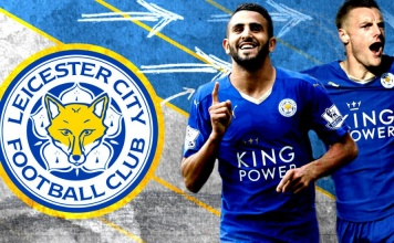 Leicester city fc campeones