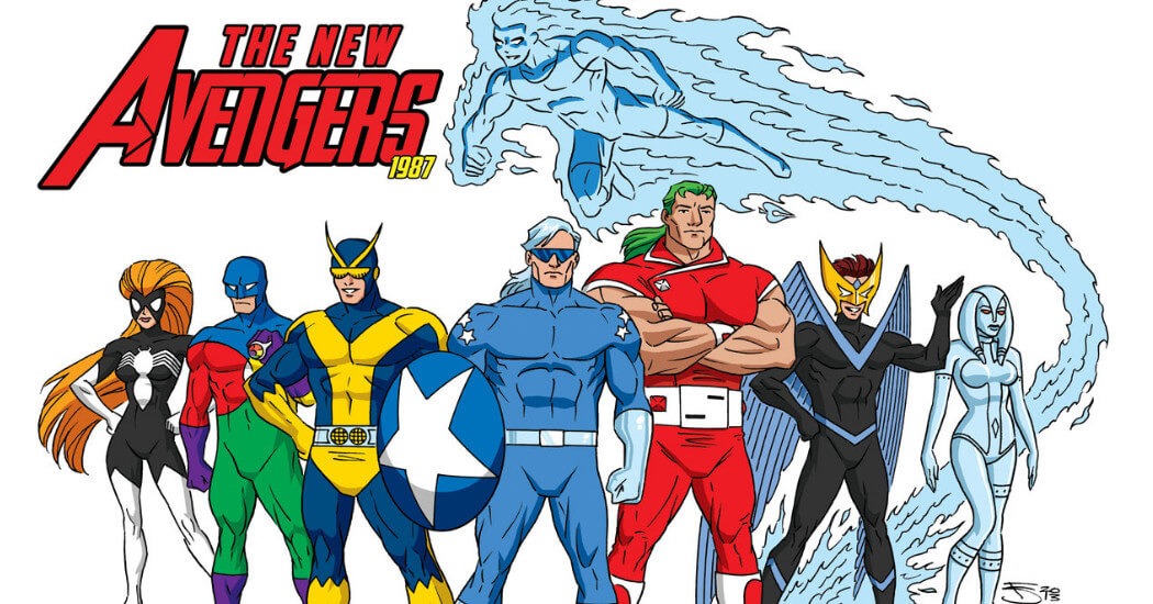 avengers 1987