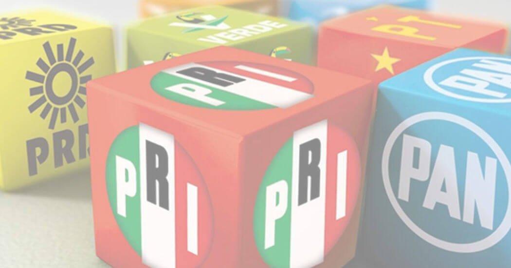 partidos politicos mexico opacidad