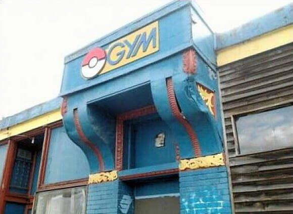 qué es un GYM pokemon