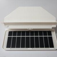Celda solar kulcar ventilador para auto
