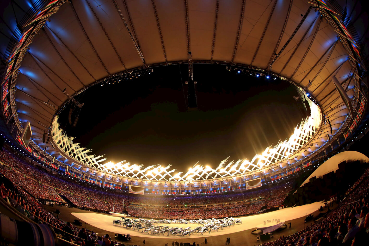 Curiosidades de los juegos olimpicos 2016