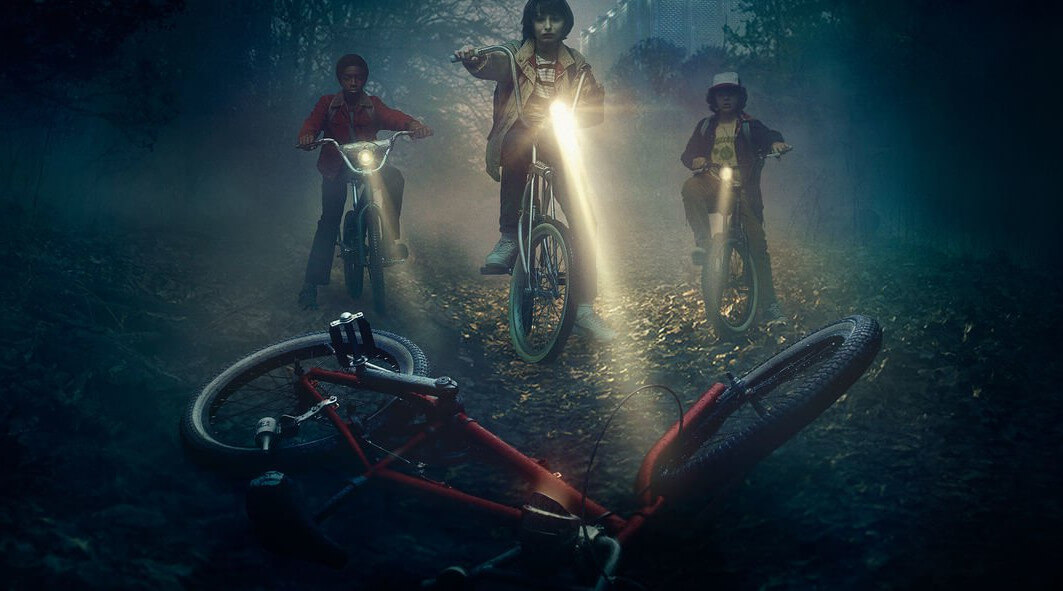 stranger things de netflix reseña