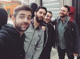 Entrevista a Riot Van, los Arctic Monkeys argentinos.
